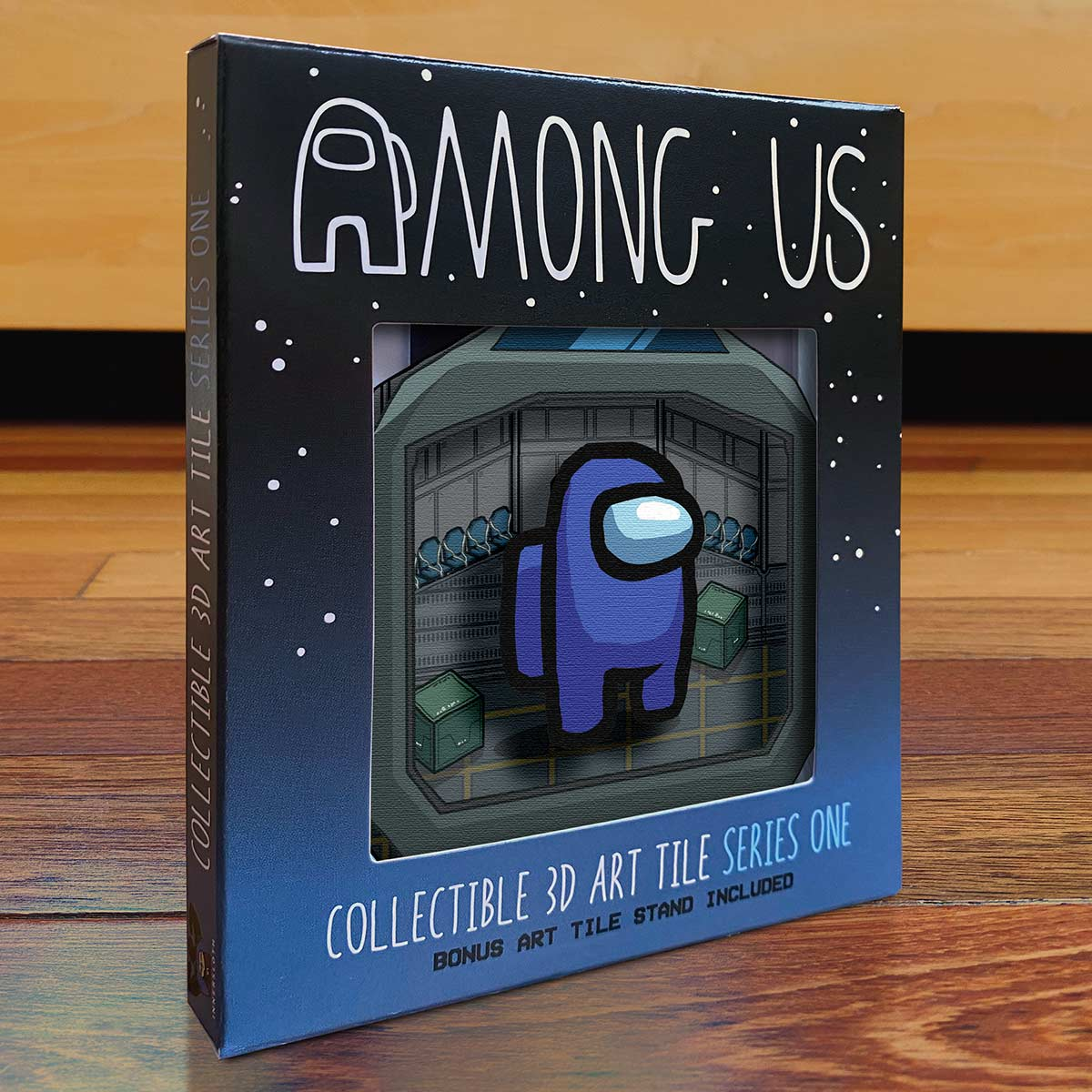 Among Us: Crewmate Art Tile - Blue