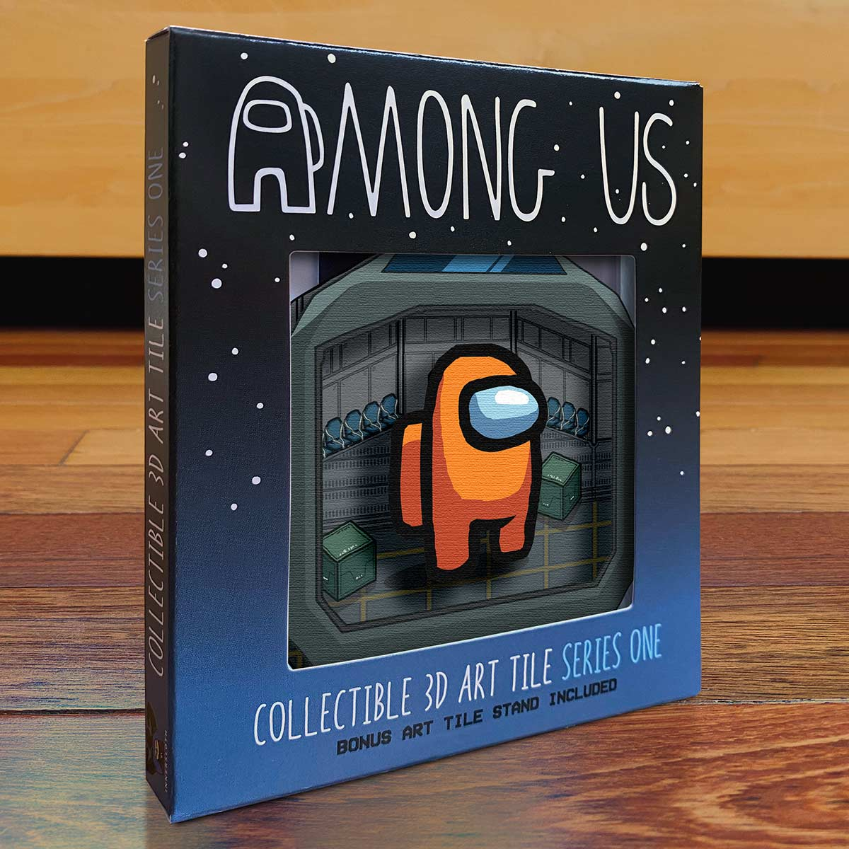 Among Us: Crewmate Art Tile - Orange