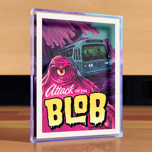The Blob Desktop Art