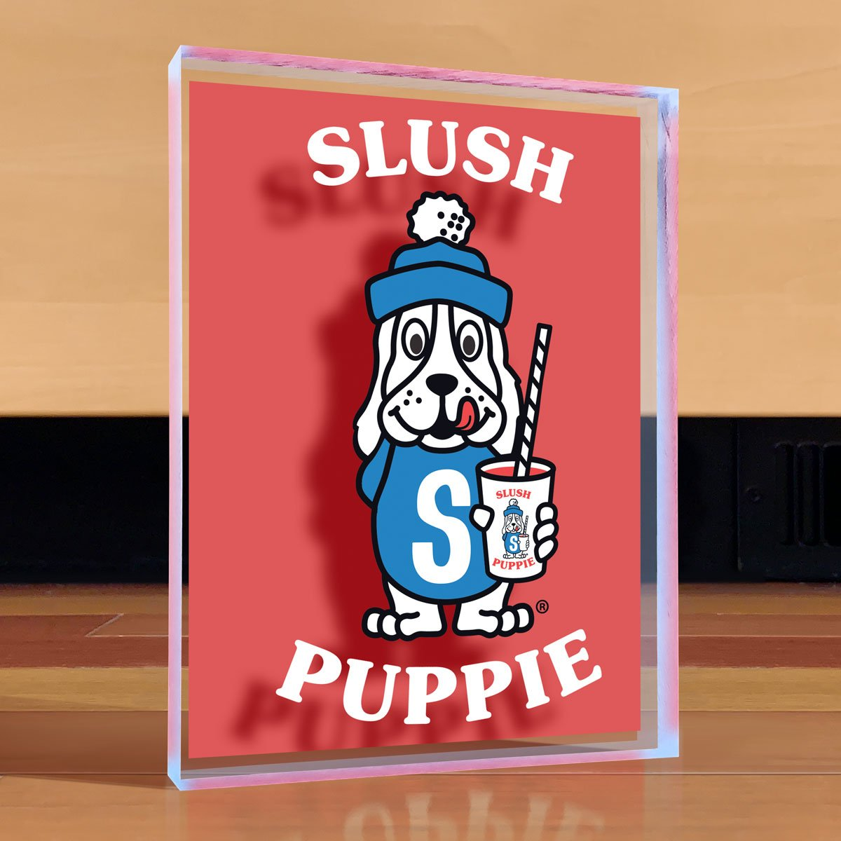 Slush Puppie Desktop Art