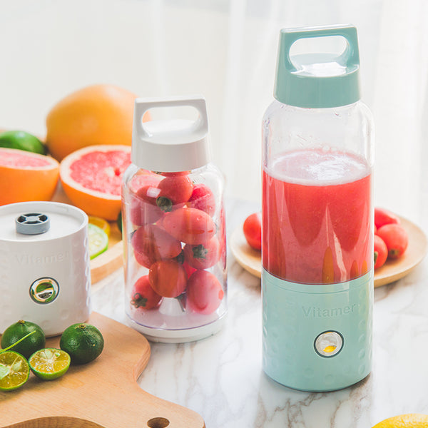 Mixer Portable Rechargeable USB De 500ml Pour Smoothie Et Jus de Fruits