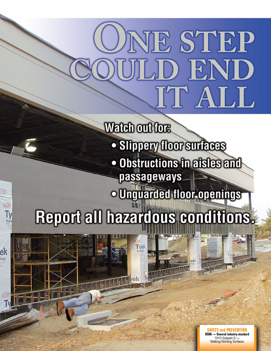 Fall Protection Reminders for Employers