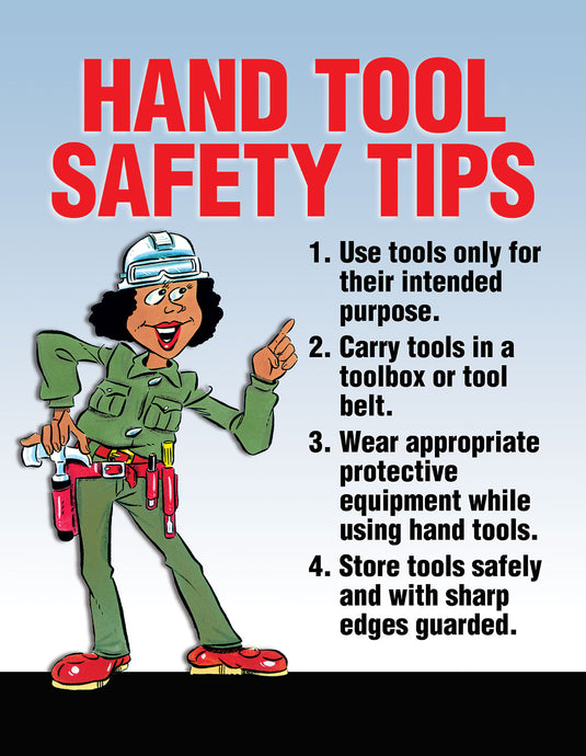 Reduce Hand Tool Injuries in Your Facility