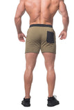 JED NORTH Titan Sweat Shorts