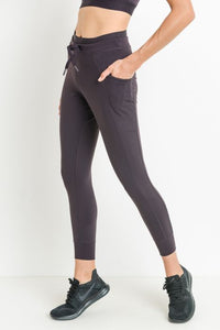 Capri Hybrid Leggings/Joggers with Pockets