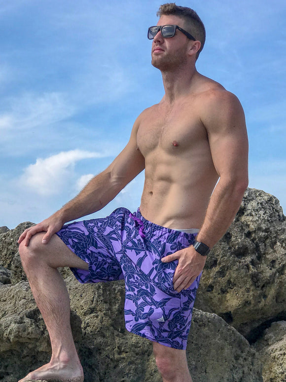 Hawaii Swimming Trunks
