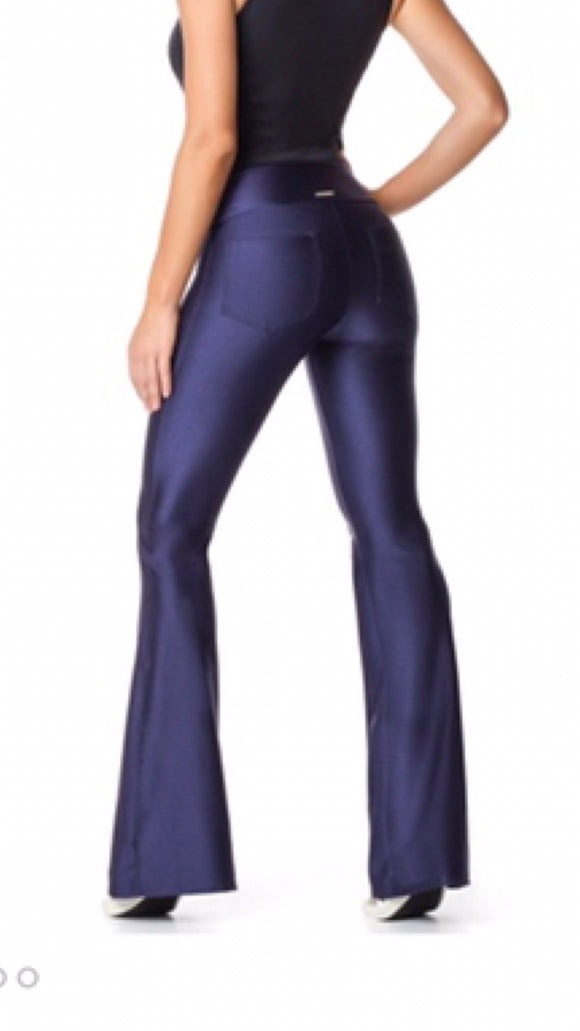 Vestem Shiny Bell Bottoms