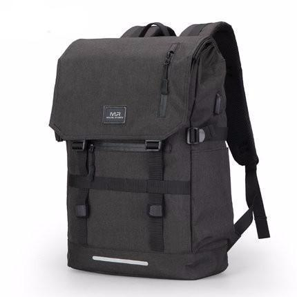 Vulcan Mark Ryden Collection Travel Backpack with USB Charging Port