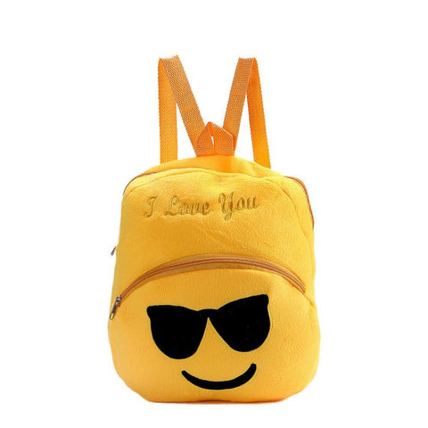 backpack -Cute Emoji