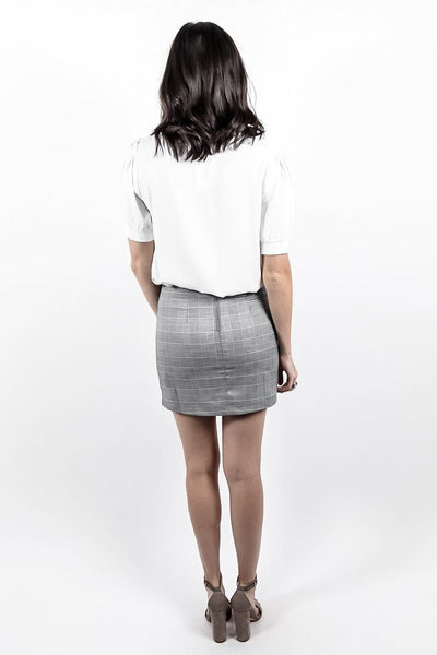 PORTMAN MINI SKIRT