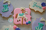 Carousel Cookie Set (24 cookies)