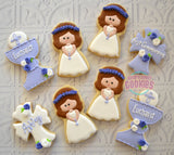 First Communion Set (24 cookies)