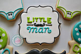 Little Man Shower (24 cookies)