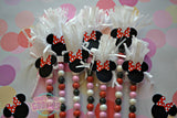 Mickey/Minnie Candy Wands (12 per set)