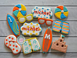 It's a Beach Bash (24 cookies)