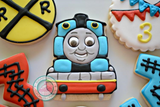 Thomas the Train cookies (24 cookies)