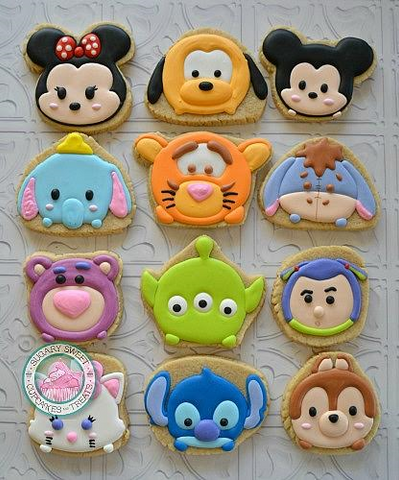 Tsums! (12 cookies)