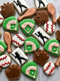Hey batter, batter!! (48 mini cookies)