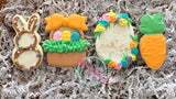 Easter gift set (4 large cookies)