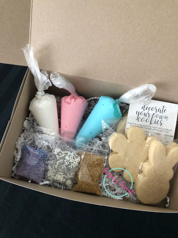Do it Yourself Cookie Kits-Spring!
