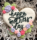 Happy Mothers Day (Single Cookie)