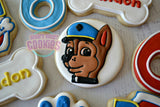 Paw Patrol Mix (25 cookies)