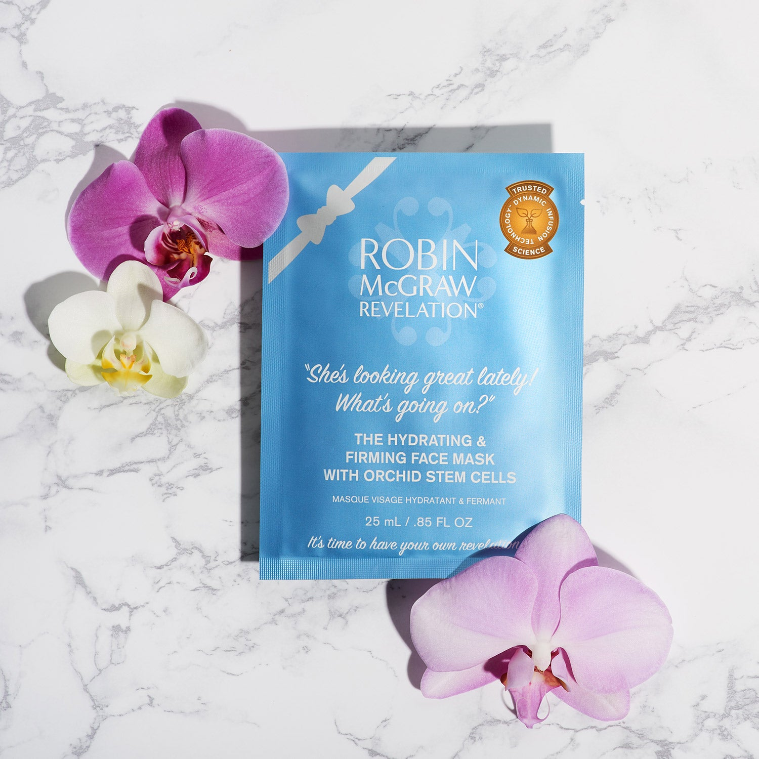 the hydrating & firming mask