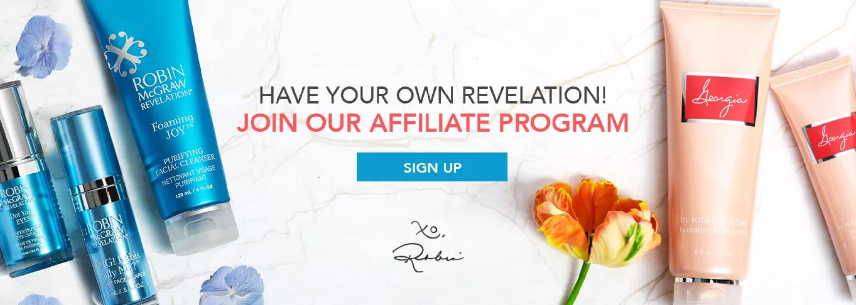Have your own Revelation! Join our affiliate program