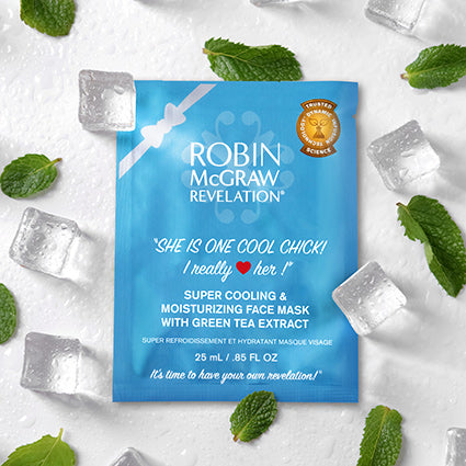 Super Cooling & Moisturizing Sheet Mask