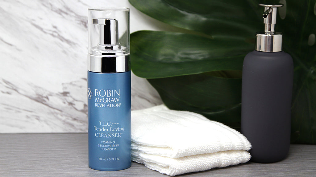 tender-loving-cleanser-robin-mcgraw