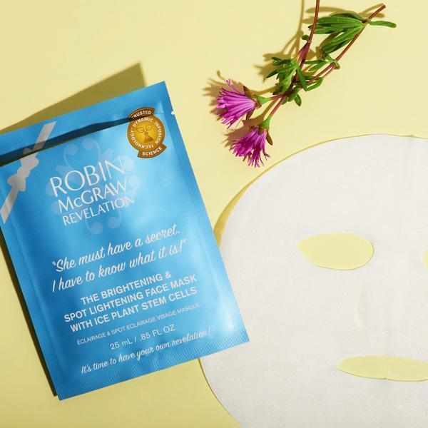 Brightening & Spot Lightening Sheet Mask