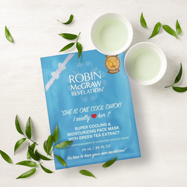 NEW Super Cooling & Moisturizing Sheet Mask Single