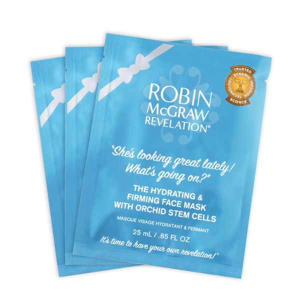 Hydrating & Firming Sheet Mask (3-Pack)