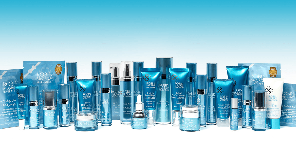 Robin McGraw Revelation | Anti-Aging Skincare Products