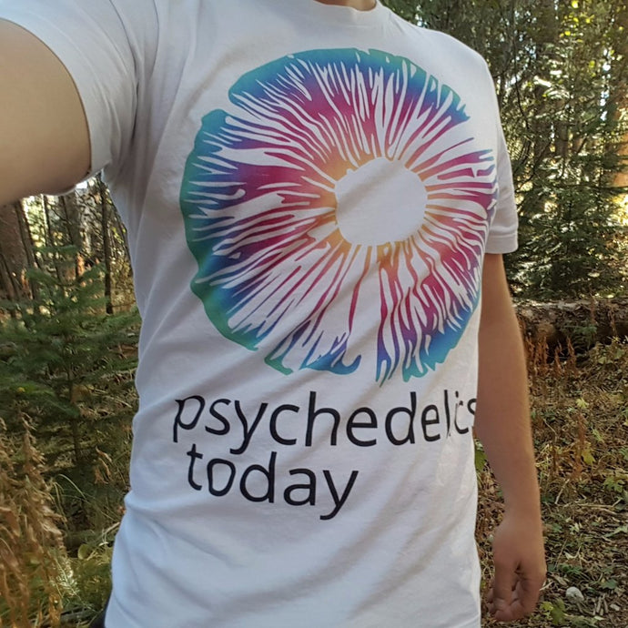 Psychedelics Today TShirt - White
