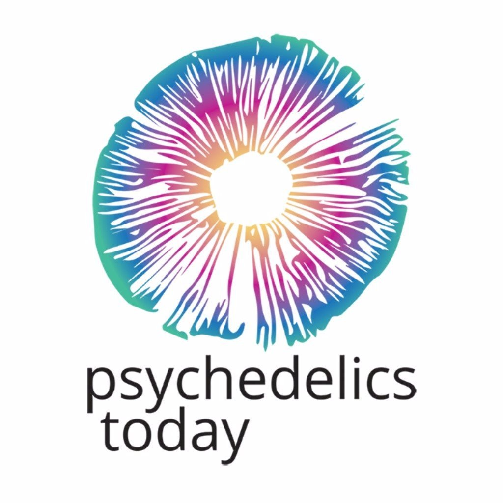 Psychedelics Today Logo Stickers