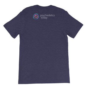 Psychedelic Etymology T-Shirt