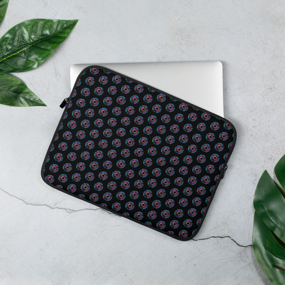 Spore Print Laptop Sleeve
