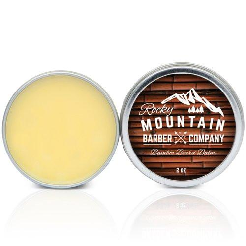 Bamboo Beard Balm UK