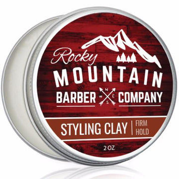 Men's Styling Clay Hair Product UK