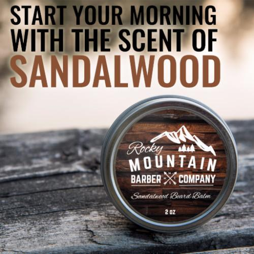 Sandalwood Beard Balm UK