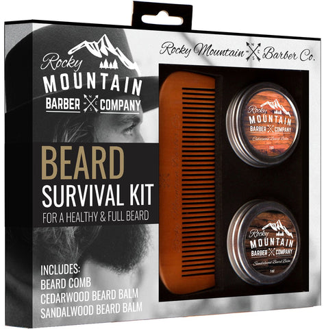 Beard Gift Set UK