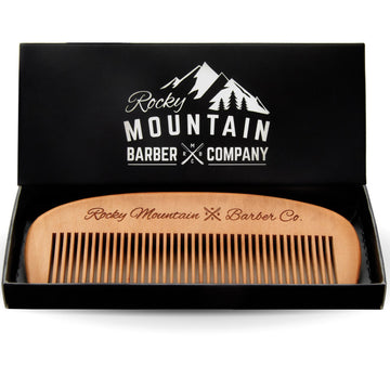 Pearwood Hair Comb