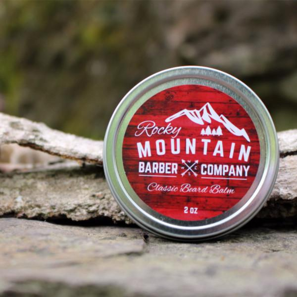 Unscented Beard Balm UK