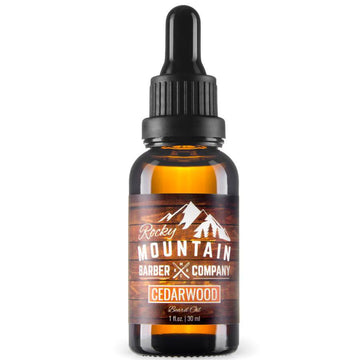 Cedarwood Beard Oil