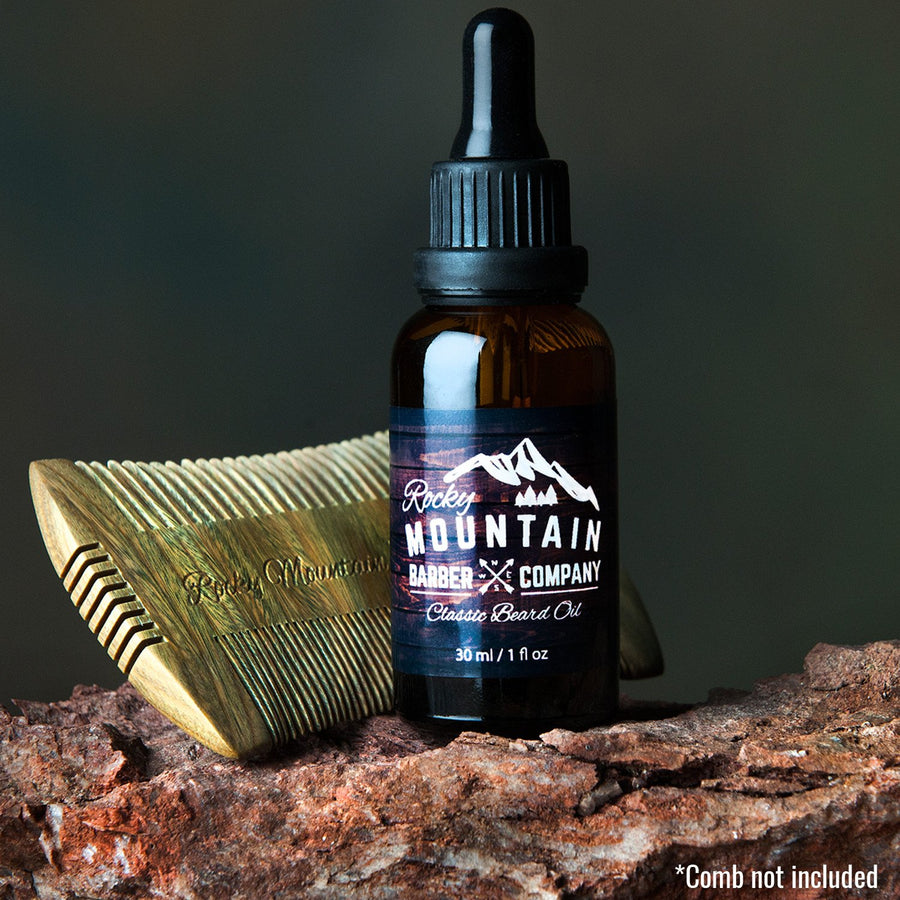 Unscented Beard Oil UK