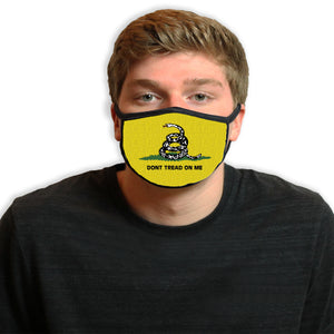 Dont Tread on Me Cool Shield Face Mask