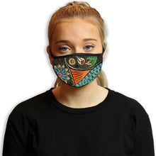 Exotic Locales Cool Shield Face Mask