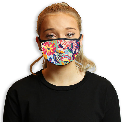 Impressionism Cool Shield Face Mask