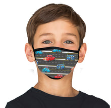 Kids Cars n' More Cool Shield Face Mask